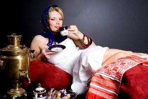 2009 04 Vika&Irina